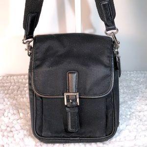 Coach ~ Canvas Messenger Crossbody Handbag